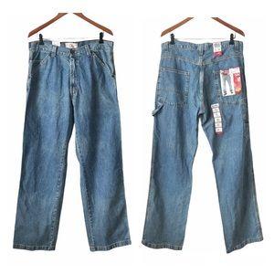 Levi's Strauss Signature Men's Carpenter Jeans 34